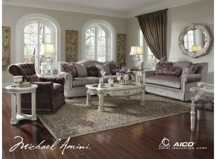 Classic Living Room Furniture From Aico. Just The Couches Part 33
