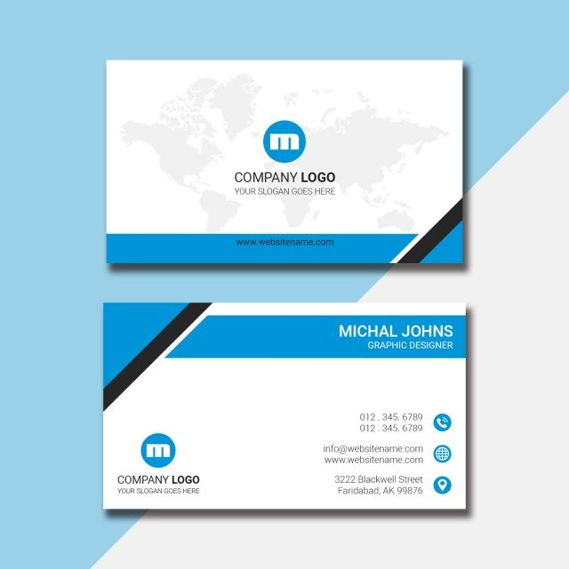 Creative Professional Business Card Design Professional Business Card Design Professional Business Cards Business Card Design