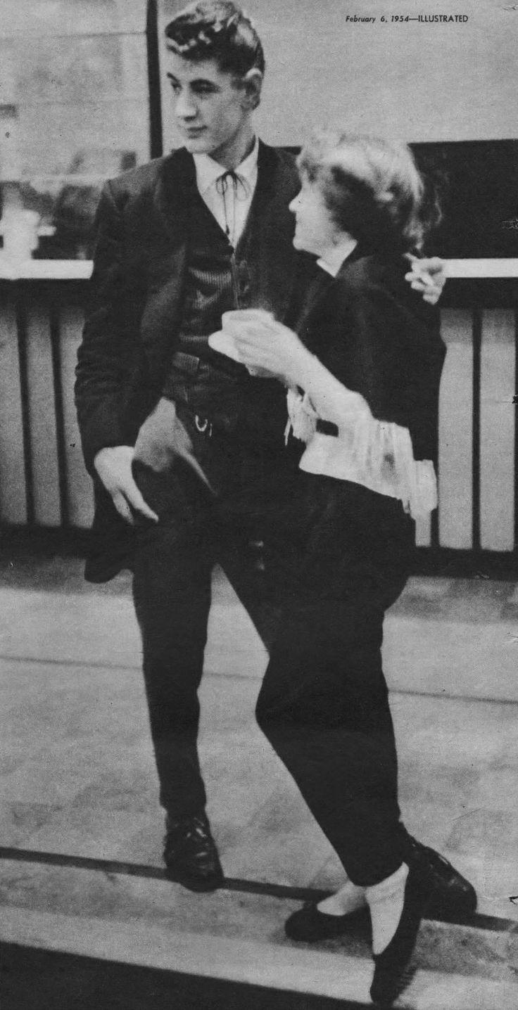 The Edwardian Teddy Boy - The Teddy Boy's Attire