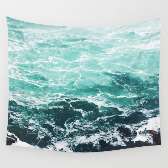 Buy Blue Water Wall Tapestry by Alexandra Str. Worldwide shipping available at Society6.com. Just one of millions of high quality products available.