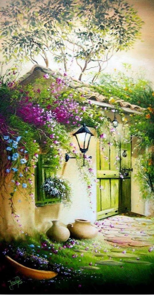 Pintura y Fotografía Artística : PAISAJES COLOMBIANOS ÓLEO (GALERÍA DE CUADROS)