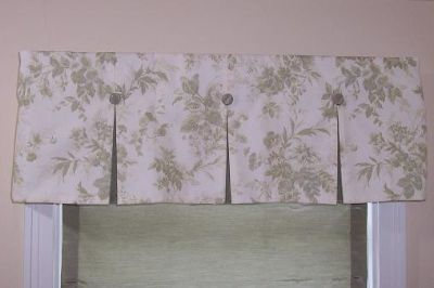 Best 25 Box Pleat Valance Ideas On Pinterest Valance