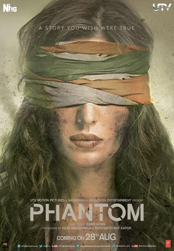 Phantom 2015 Bollywood Film