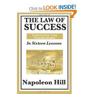 301 best mis libros preferidos images on pinterest books the law of success in sixteen lessons by napoleon hill fandeluxe Choice Image