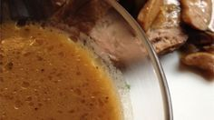 No prime rib or beef roast is complete without this perfect, but very simple, beef au jus.