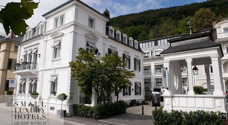 Boutique Hotel Heidelberg Suites - Small Luxury Hotels of the World Heidelberg These suites and apartments provide a beautiful place to stay in Heidelberg. They are located on the River Neckar, next to the Old Bridge and a short walk from all attractions.