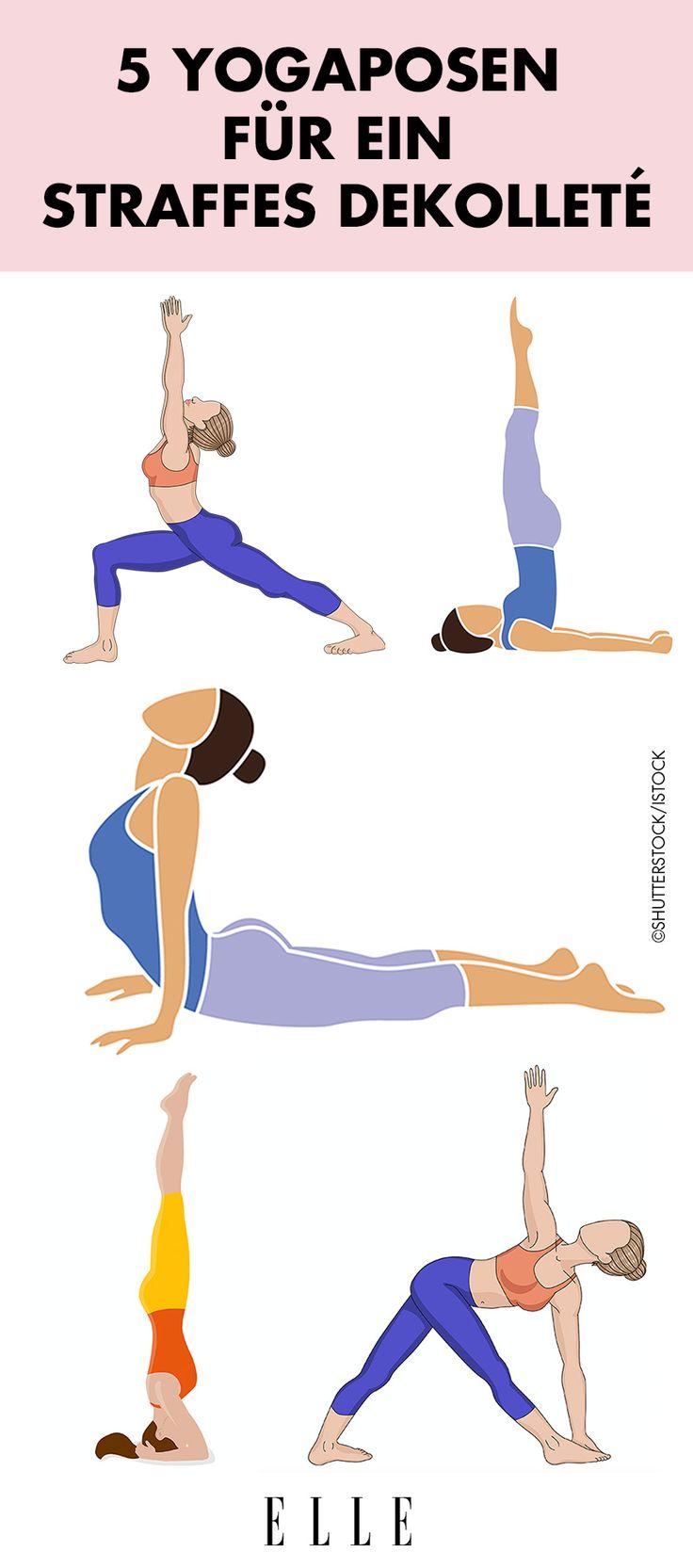 Die Form ihrer Brüste ist für viele Frauen ein Thema: zu groß, zu klein, zu spitz, zu schlaff... die Liste der Beschwerden ist schier endlos. Manche glauben deshalb, dass sie Hilfsmittel wie Push-up-BHs oder sogar Operationen benötigen, um zu ihrer idealen Brustform zu gelangen. #yoga #fitness
