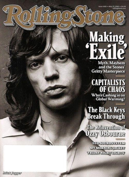 Rolling Stone ~ Mick Jaggar