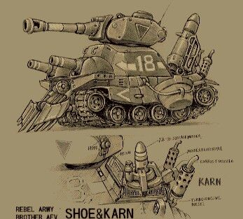 """""""Metal Slug""""   © SNK Playmore* • Blog/Website   (http://www.metalslug10th.com) ★    CHARACTER DESIGN REFERENCES (https://www.facebook.com/CharacterDesignReferences & https://www.pinterest.com/characterdesigh) • Love Character Design? Join the Character Design Challenge (link→ https://www.facebook.com/groups/CharacterDesignChallenge) Share your unique vision of a theme, promote your art in a community of over 25.000 artists!    ★"""