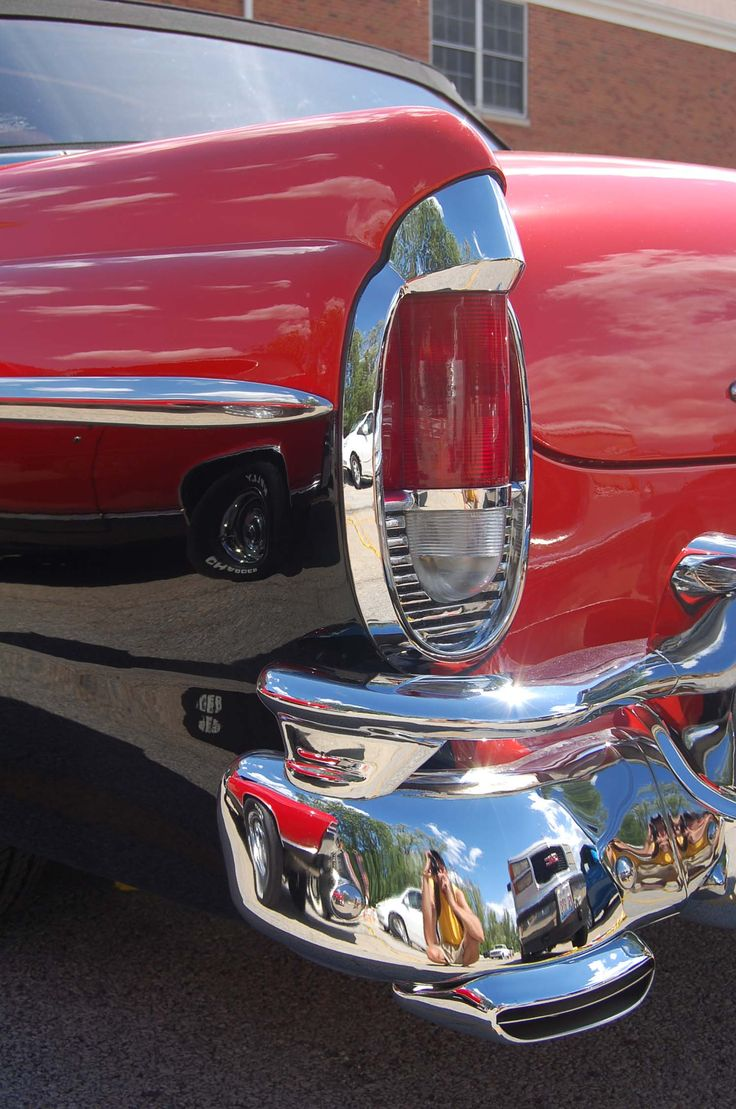 1956 Mercury Tail Light | GRILLES & TAIL LIGHTS | Mercury ...