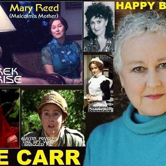 Happy Birthday Jane Carr Born August 13 Happy Birthday Jane Carr