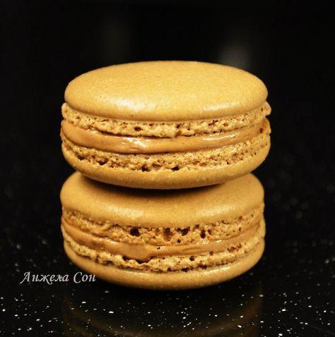 Macaron. Шоколадные с Мятой ☼ СвежачОк ☕️
