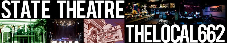 State Theatre & The Local 662. Cool concert venues downtown.