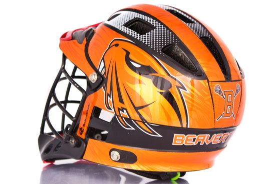 8 Best Crazy Cool Lax Lids Images On Pinterest Hard Hats
