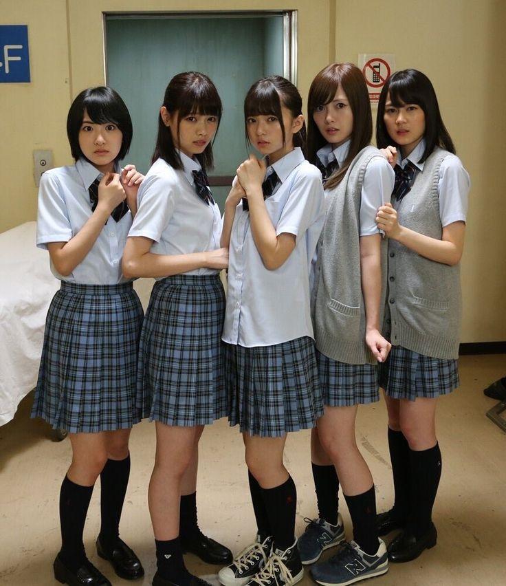 乃木坂46 JK 制服