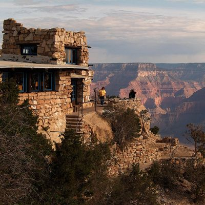 Lookout Studio, Grand Canyon