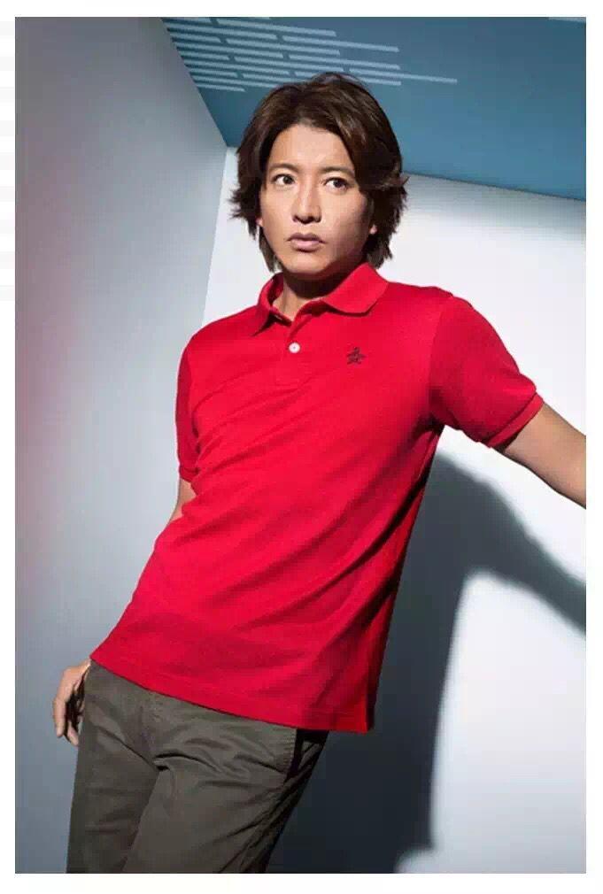 munsingwear×木村拓哉kimura takuya