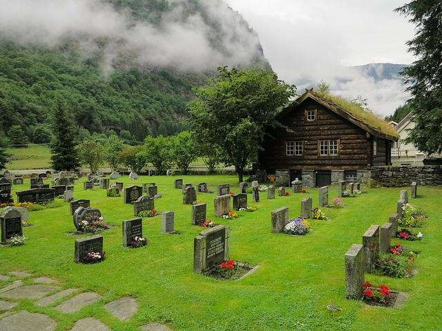 Flam Valley, Norway by Marc Heurtaut, via Flickr