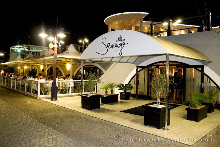 Sevruga at the Waterfront #cape town