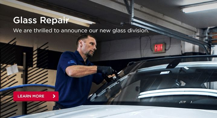 Glass repair is just one of the quality and reliable services we offer: http://www.openroadautobody.com/