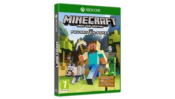 cool Pack des DLC préférés de Minecraft: Xbox One Edition - Allemand
