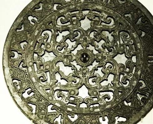 China Bronze Mirror