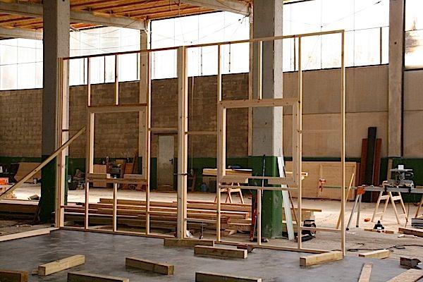Casas de madera tabique proyectos que debo intentar - Estructura de madera para casas ...