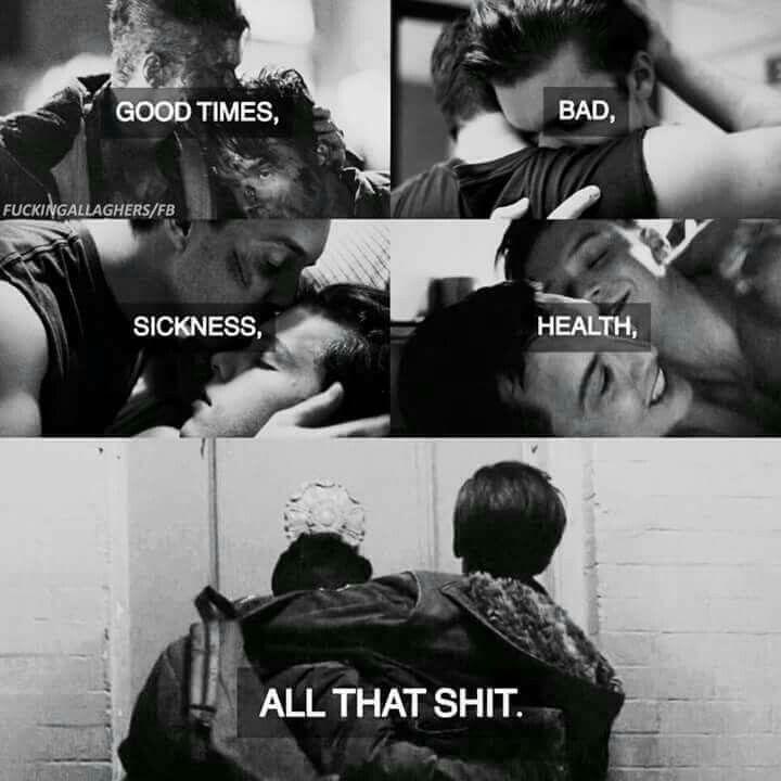 Mickey and Ian