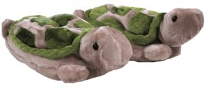Turtle Slippers for Women - Click to enlarge