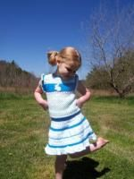 spring swing - sized for a 4 year old