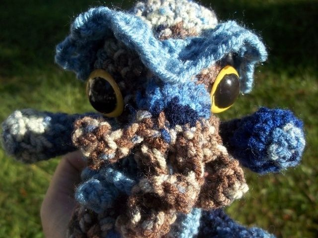 Monster Amigurumi Vol 5 : 1000+ images about Cthulhu and other monsters on Pinterest ...