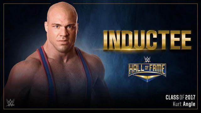 Kurt Angle el primer luchador anunciado para Salón de la WWE en 2017
