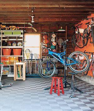 3 Great Garage Makeovers