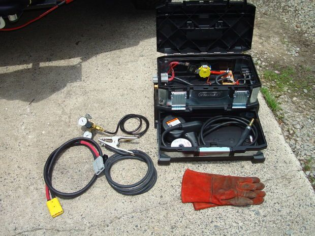 Picture of Portable Welder