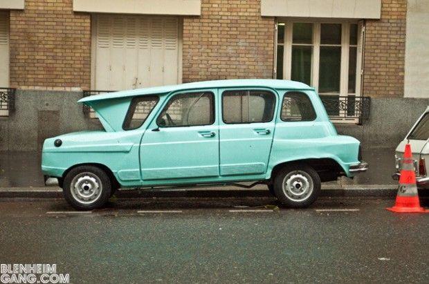 Le auto mutanti del nuovo film di Michel Gondry