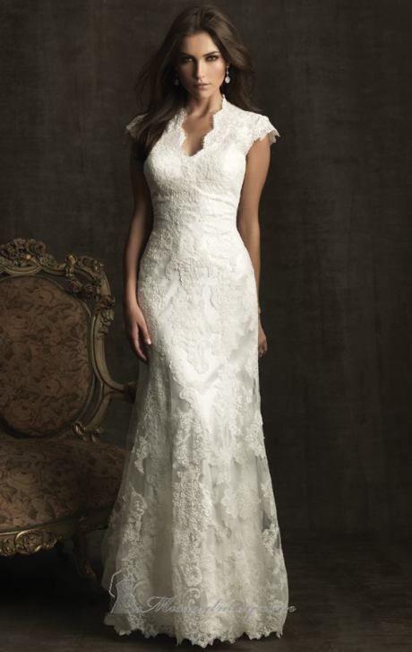 Allure M476 Dress - MissesDressy.com