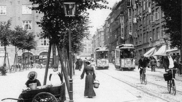 Blågårdsgade year 1904