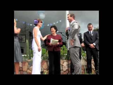 Inappropriate Pause During Wedding Vow.