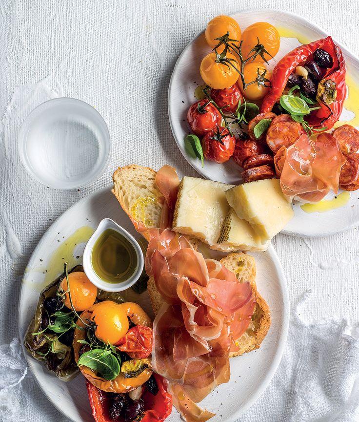 Spanish tapas platter | Woolworths TASTE