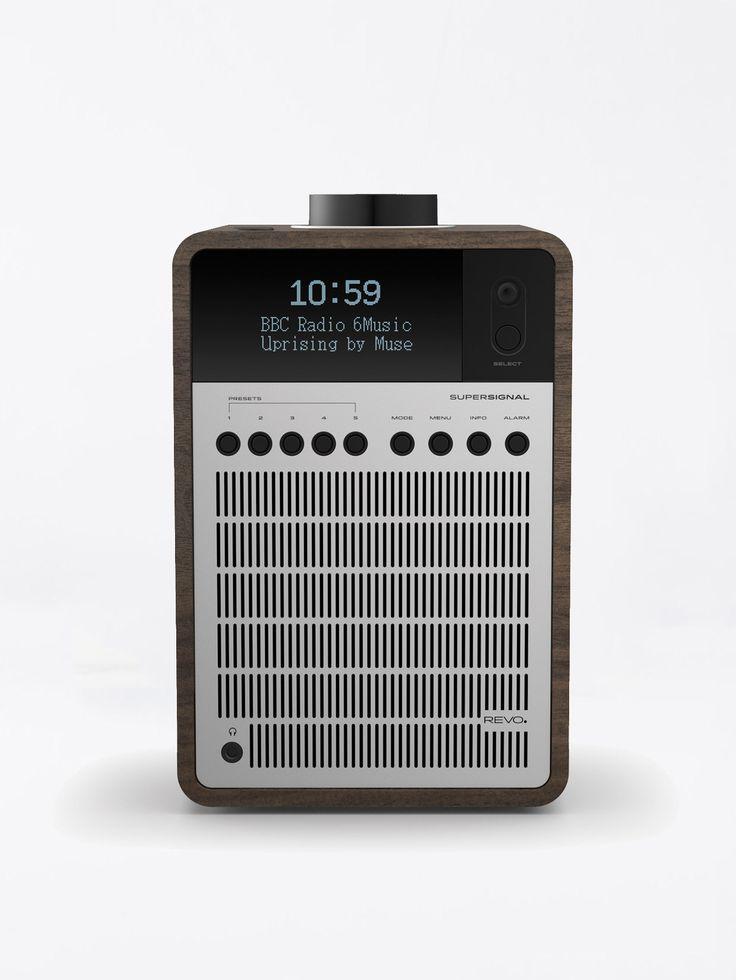 REVO , Super Signal Matt Black  #shopigo #shopigono17 #ss16 #conceptstore #onlinestore #onlineshopping #buyonline #onlineconceptstore #technology  #revo #radio