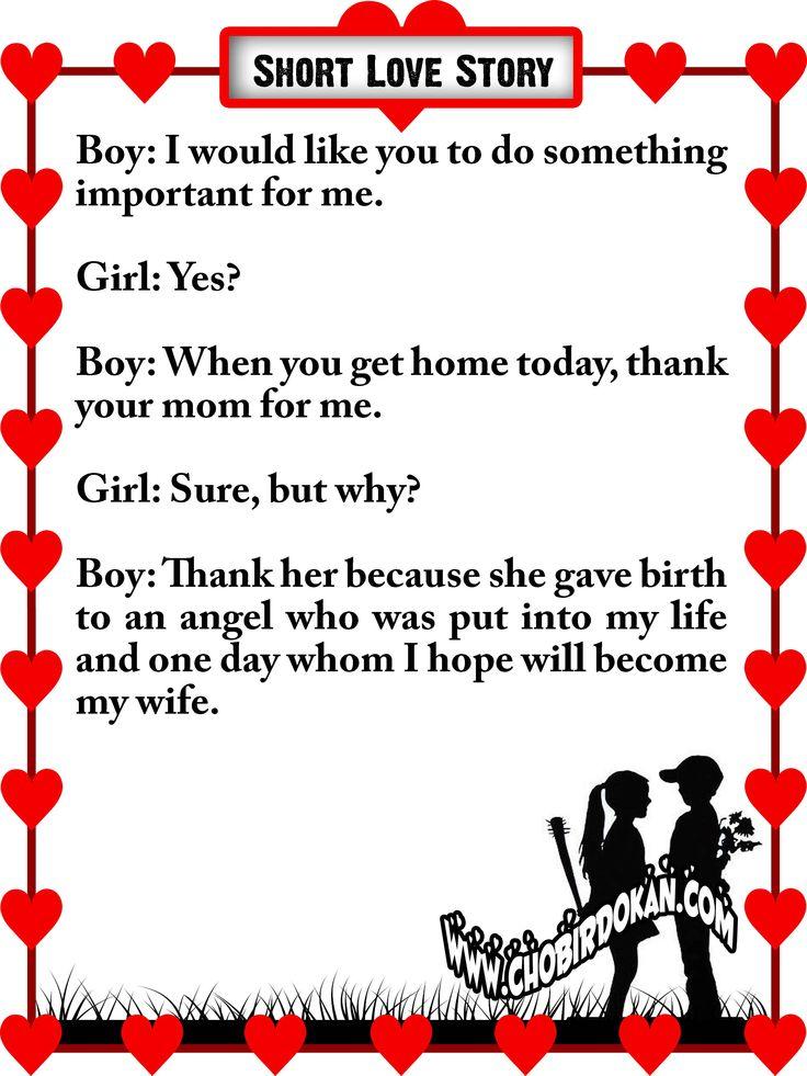 inspirational short love stories | Cute short love story