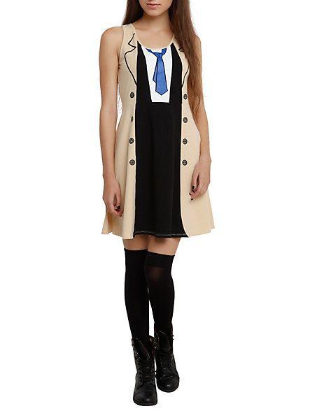 Castiel Dress January 2017