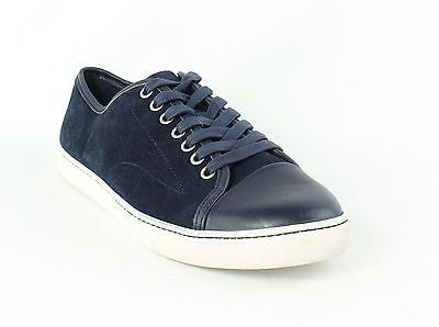 The Rail Novato Navy Blue Shoes Mens size 9.5 M New $100