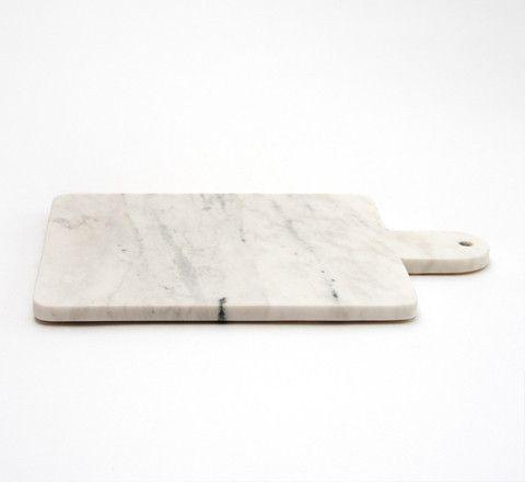 The Minimalist - Marble Basics Cheeseboard with handle