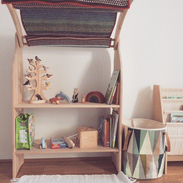 die besten 25 regal kinderzimmer ideen auf pinterest. Black Bedroom Furniture Sets. Home Design Ideas