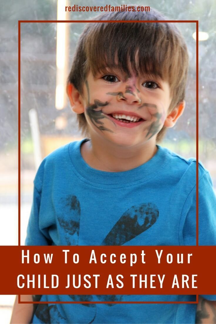We often say we love our kids no matter what, but unconditional acceptance can…