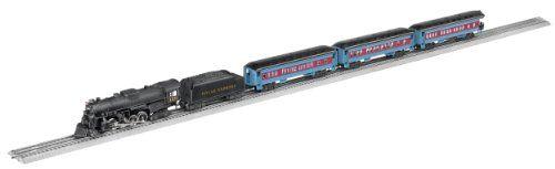 Lionel Polar Express Remote Train Set – O-Gauge  http://www.bestdealstoys.com/lionel-polar-express-remote-train-set-o-gauge-2/