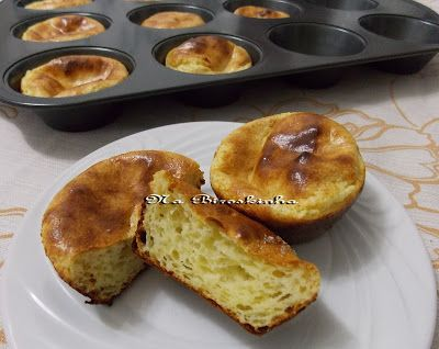 Pão de Queijo Dukan - Na Biroskinha
