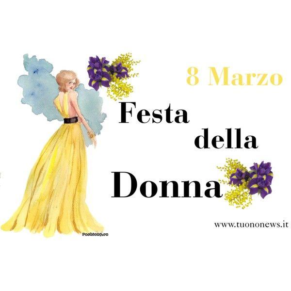 Festa della donna., created by madasun87.polyvore.com