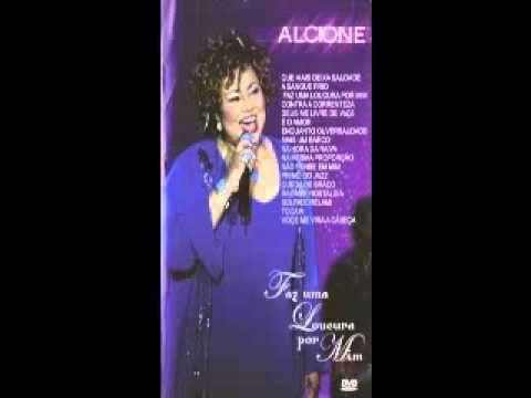 ALCIONE - FAZ UMA LOUCURA POR MIM - CD COMPLETO